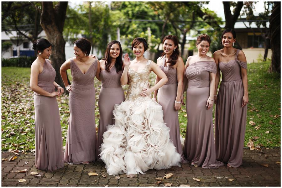 Wedding Entourage Gown Rental Philippines - Wedding Dresses Online